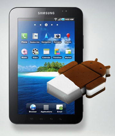 How to Install Ice Cream Sandwich (ICS) on Samsung Galaxy