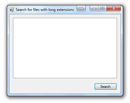 file searcher