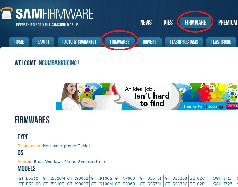 N7000 Firmware